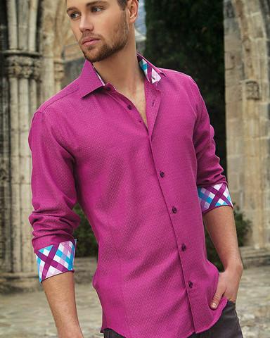 The Best Shirt for a Perfect Man - Bertigo Shirts | fashionshirts | Scoop.it