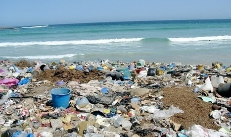Sea of Japan Becoming a Dumping Ground for Trash From China and South Korea | All about water, the oceans, environmental issues | Scoop.it