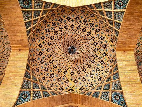 Check Out This Mesmerizing Fractal Temple | Arabian Peninsula | Scoop.it