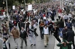 Violence erupts outside Egypt presidential palace | Revolution News Egypt | Scoop.it