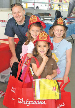 Home, family safety promoted at Expo | Tennessee Libraries | Scoop.it