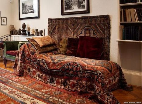 How this couch changed everything - BBC News | Psychotherapy & Counselling | Scoop.it