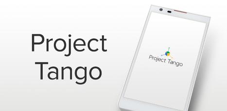 CES 2016 : Lenovo fabriquera le smartphone nommé Project Tango   Actualité Geek (High-Tech)   Scoop.it