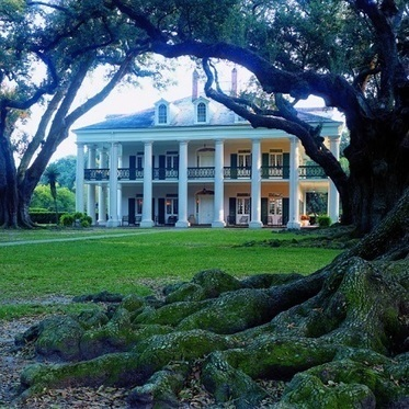 Oak Alley Plantation | Acadiana Historical | Oak Alley Plantation: Things to see! | Scoop.it