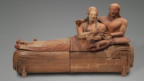 Les Étrusques au Musée Maillol et au Louvre-Lens : le match des expos | Les Etrusques et la Méditerranée. La cité de Cerveteri | Scoop.it