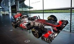 Apple 'in talks to buy supercar maker McLaren' | Media Aesthetics Lab | Scoop.it