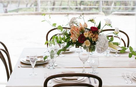 Beautiful Wedding Flowers for Wedding Ceremony in Sydney | Mikarla Bauer - Wedding Florist | Scoop.it