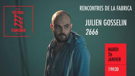 """Rencontre avec Julien Gosselin pour """"2666""""   Revue de presse théâtre   Scoop.it"""
