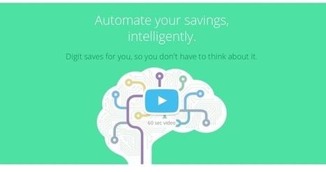 Digit aide à automatiser plus l'épargne grâce à l'analyse des dépenses | Banque et innovation | Scoop.it