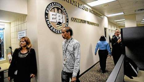 After release, LA County jail inmates now have a place to go for help - Los Angeles Daily News   Reintegration Bulletin   Scoop.it