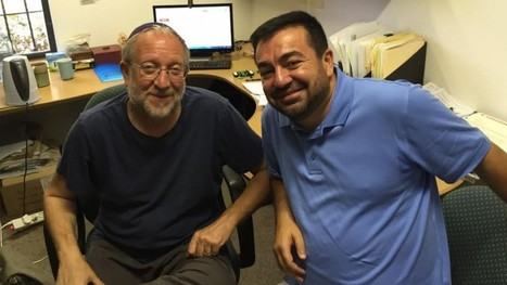 The partnership: How a bold American imam and his skeptical Israeli host bridged the Muslim-Jewish chasm   Jewish Education Around the World   Scoop.it