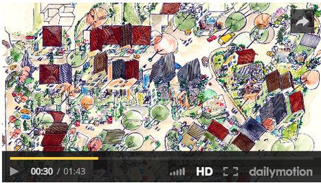 Tout est paysage, une architecture HABITÉE - Cité de l'architecture & du patrimoine | The Architecture of the City | Scoop.it