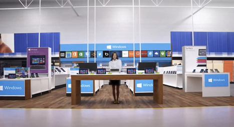 Microsoft Lays Out Plan for 600 Windows Stores Inside Best Buy Locations | Integrated Brand Communications | Scoop.it