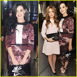 Katy Perry & Isla Fisher: Gatsby Opening Cocktail Party! | Florence ... | Cinema | Scoop.it