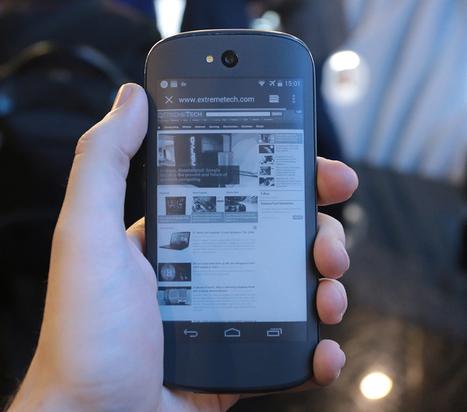 YotaPhone 2 – Dual-screen Revolution - GadgetPress | GadgetPress | Scoop.it