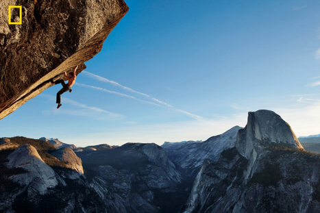 Big wall rock climbing without a rope in Yosemite | Yosemite and its wonders | Scoop.it