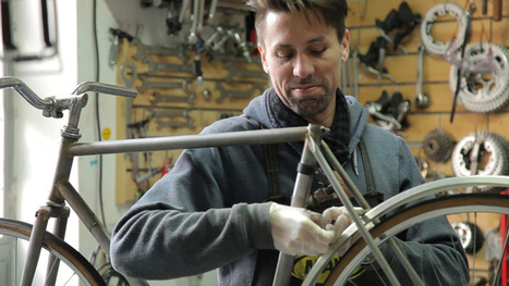 bicycled - bikes made from scrap car parts | Ébène SOUNDJATA | Scoop.it