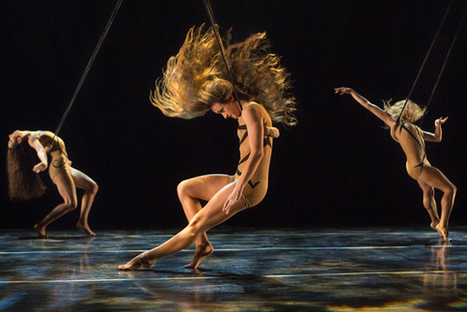 Momix's Alchemia Defies Reality | The Art of Dance | Scoop.it