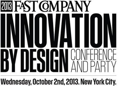 Innovation By Design Conference | Co.Design: business + innovation + design | Digital & Design Thinking | Scoop.it