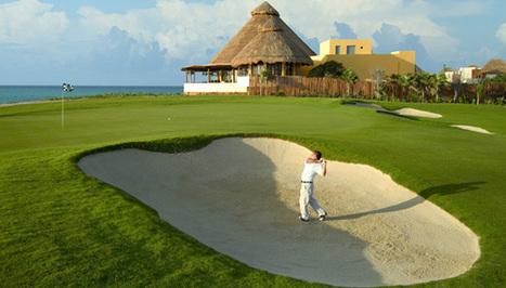 World's Best Golfing Vacation in Yucatan Peninsula | www.iownakumal.com | Scoop.it
