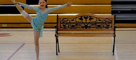 Malgré son handicap, rien ne peut empêcher cette fillette de danser | Aidants familiaux | Scoop.it