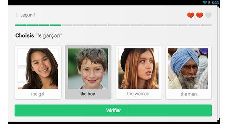 Le prof de langues Duolingo s'installe sur les tablettes | Histoires de Mobile | Scoop.it