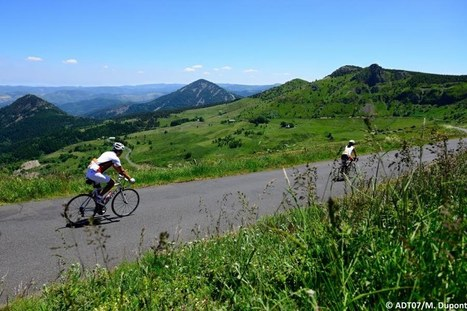 Miser sur le vélo pour développer le tourisme | Ecobiz tourisme - club euro alpin | Scoop.it