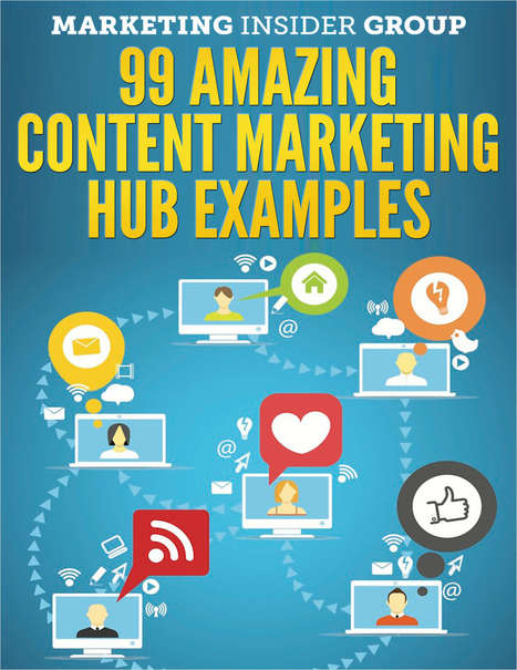 99 Amazing Content Marketing Hub Examples | Social Media | Scoop.it