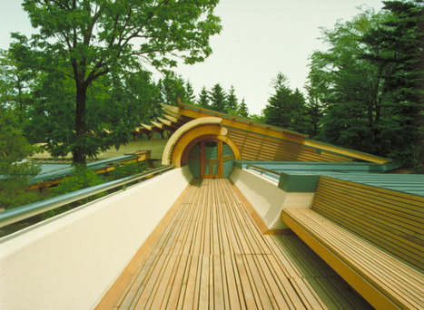 Interview with Robert Oshatz: The Natural Beauty and Lyrical Music of Architecture | sustainable architecture | Scoop.it