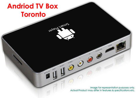 Android TV Box in Toronto launched by Search Shark Marketing | Business News, Views & Reviews | Scoop.it