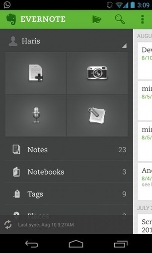 Evernote 5.5.2 APK for Android - Download [Direct Link Available] | Apk Direct Download | Scoop.it