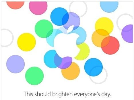 Apple September 2013 Media Event: Spoiler Free Video Stream | Apple's iPhone 5C and 5S | Scoop.it