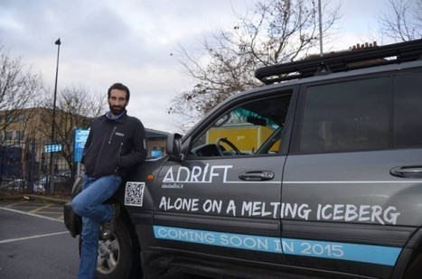 Man Plans to Live Alone on an Iceberg until It Melts | Strange days indeed... | Scoop.it