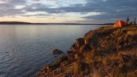 Take a look at the NWT's proposed Thaidene Nene park - My Yellowknife Now | NWT News | Scoop.it