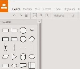 Dessiner des diagrammes gratuitement en ligne avec Draw.io | François MAGNAN  Formateur Consultant | Scoop.it