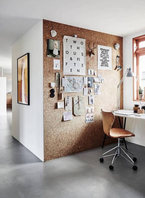 Visite déco | Une jolie maison indigo en Suède | décoration & déco | Scoop.it