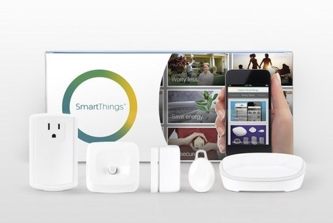 Samsung In Talks To Scoop Up SmartThings For Around $200 Million | TechCrunch | Internet of Things | Scoop.it