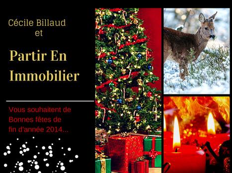 Bonnes fêtes à toutes et à tous... | Actualités immobilières | Scoop.it
