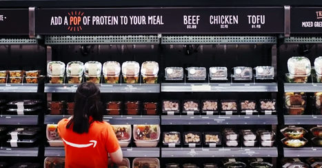 Amazon Go Is a Real-World, Checkout-Free Shopping Experience. One That Only Amazon Could Pull Off. | Forretningsmodeller | Scoop.it