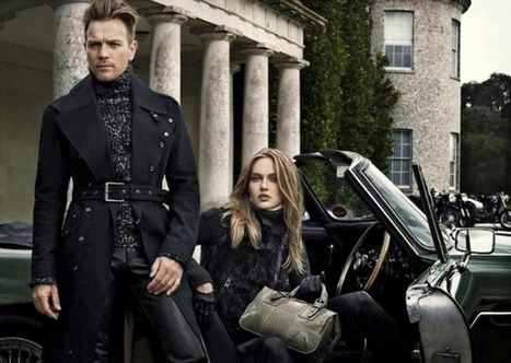 Men Chic- Men's Fashion and Lifestyle Online Magazine: Belstaff Bet By Ewan McGregor for Fall-Winter 2012-2013 | styles | Scoop.it