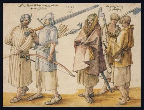 16th century Irish hipsters | Irish Archaeology | Archaeology Updates | Scoop.it