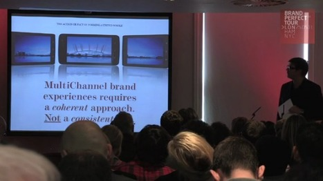 TransChannel Brand Consistency: Video Simon Manchipp's Transmedia Talk at the Brand Perfect think tank | Pervasive Entertainment Times | Scoop.it