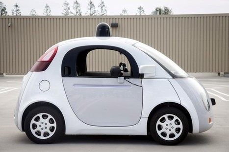 Who Drives a Driverless Car? | Information Technology & Social Media News | Scoop.it
