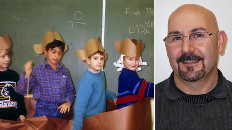 Why Men Don't Teach Primary School | EDCI280 | Scoop.it