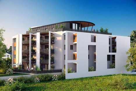 Nouveau programme immobilier neuf CARRÉ UNTZIA à Bayonne - 64100 | L'immobilier neuf sur Bayonne | Scoop.it