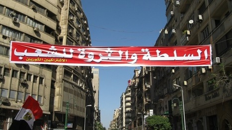 Revolutionary Socialists: Muslim Brotherhood honoured murderers | Égypt-actus | Scoop.it