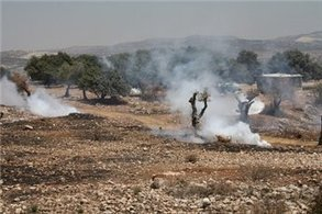 Man hospitalized after the zionist army raids Nabi Saleh and shot around with tear gas and LIVE AMMO | Occupied Palestine | Scoop.it