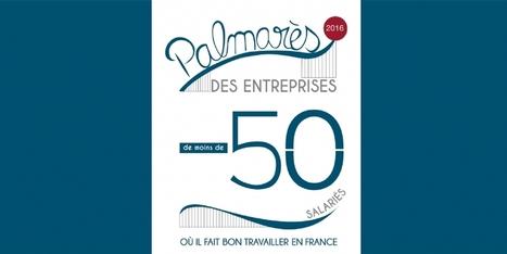 Portrait-robot des PME françaises où il fait bon travailler | Emploi - Compétences - RH | Scoop.it