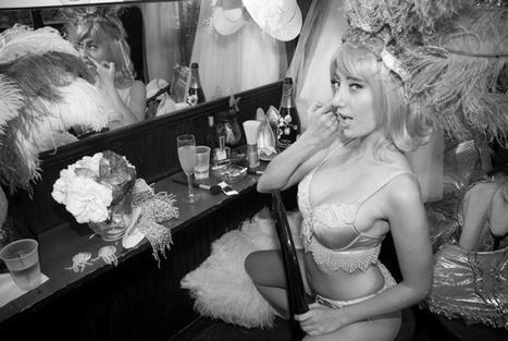 New Orleans Burlesque 101 | vintage nudes | Scoop.it