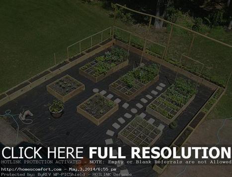 Garden Layout Ideas - Positioning Design Tips & Pictures   HomesComfort.Com   Home Design   Scoop.it